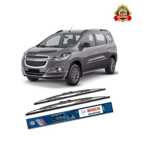 Bosch Sepasang Wiper Mobil Chevrolet Spin Advantage 21