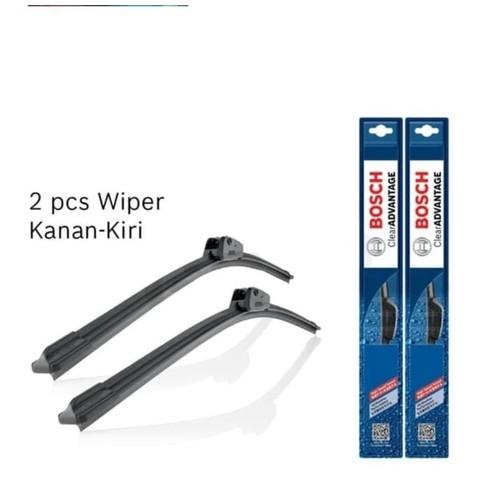 Bosch Wiper Frameless New Avanza, March K13, Ayla,Ertiga BCA21 & BCA14