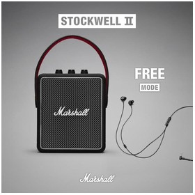 Marshall Stockwell II Bluet