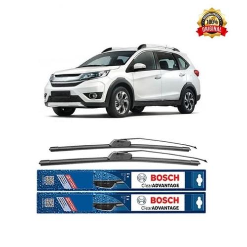Bosch Wiper Mobil Toyota Rush Frameless Advantage Set 21 & 18 + H307