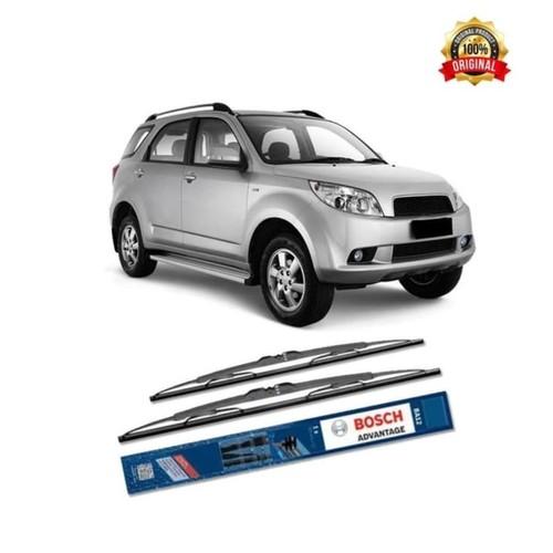 Bosch Sepasang Wiper Kaca Mobil Daihatsu Terios Advantage 18