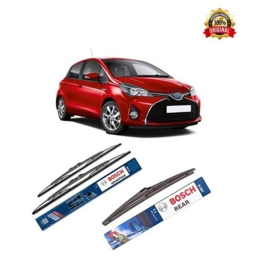 Bosch Wiper Mobil Toyota Yaris Frameless Clear Advantage 24 & 14 +H307
