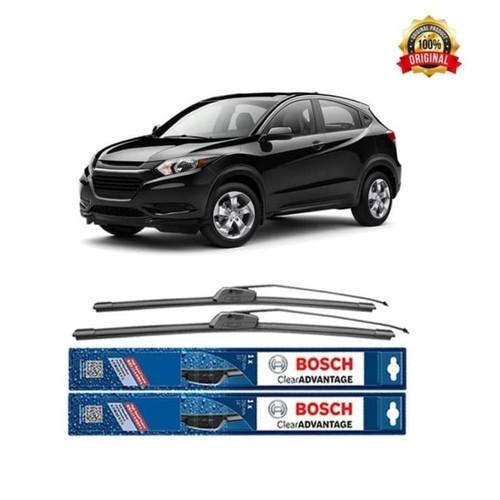 Bosch Sepasang Wiper Mobil Honda HRV Frameless Advantage 26