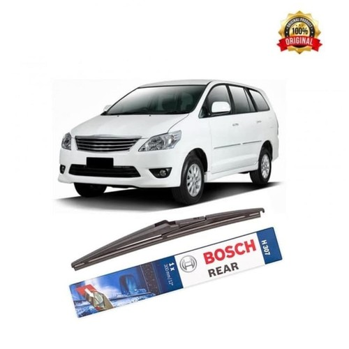 Bosch Wiper Depan & Belakang Frameless Kijang Innova 24 & 16 + H 307