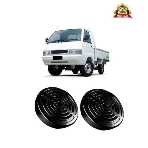 Bosch Klakson Suzuki Carry Pick up Europa Grill Disc Black 12V - Set