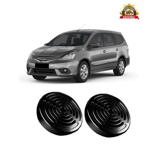 Bosch Klakson Nissan Grand Livina Europa Grill Disc Black 12V - Set