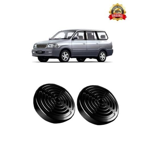 Bosch Klakson Toyota Kijang Kapsul Europa Grill Disc Black 12V - Set
