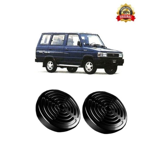 Bosch Klakson Mobil Toyota Kijang Europa Grill Disc Black 12V - Set
