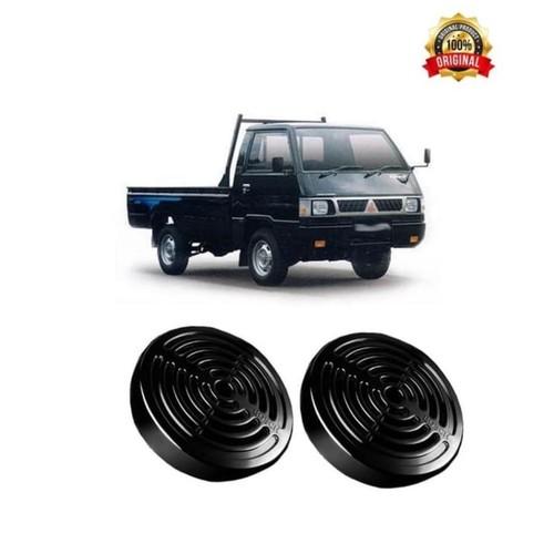 Bosch Klakson Mobil Mitsubishi L300 Europa Grill Disc Black 12V - Set