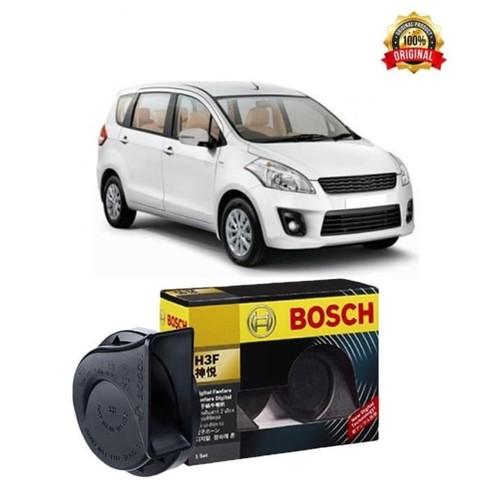 Bosch Klakson Mobil Suzuki Ertiga H3F Digital Fanfare (Keong) Black 12