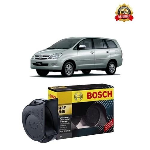 Bosch Klakson Mobil Toyota Kijang Innova H3F Digital Fanfare (Keong)
