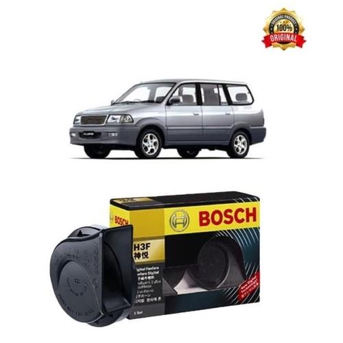 Bosch Klakson Mobil Toyota Kijang Kapsul H3F Digital Fanfare (Keong)