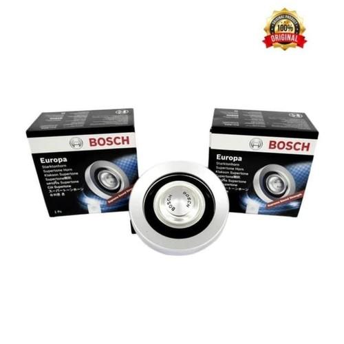 Klakson PREMIUM Bosch Europa Supertone Silver RING