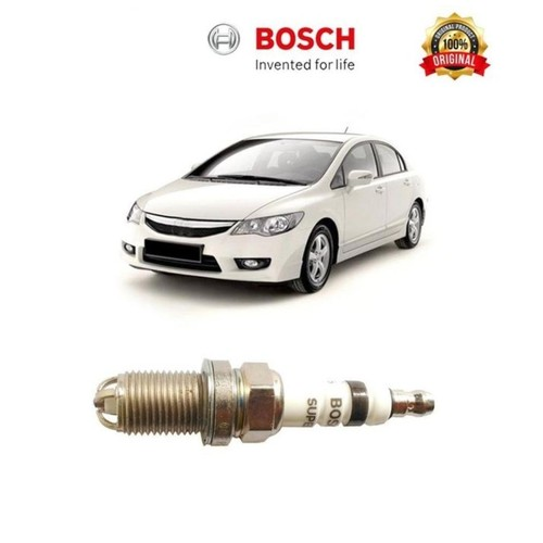 Bosch Busi Mobil Honda Civic 1.7i VTec FR7LPP30X - 1 Buah