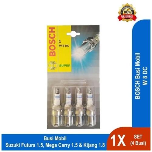 Busi Mobil Bosch W8DC Set (4 Busi) - Busi Mobil Merk Terbaik
