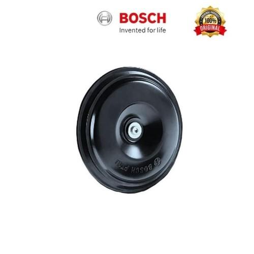 Bosch Klakson Motor Piccolo Disc 12V Black Single -Klakson Motor Bagus