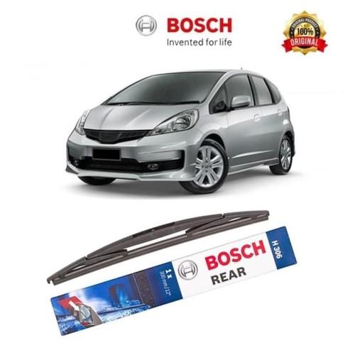 Bosch Rear Wiper Kaca Belakang Mobil Honda Jazz Rock Lock 3 12