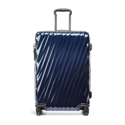 TUMI 19 Degree Poly Short Trip Expandable Packing Case - Navy