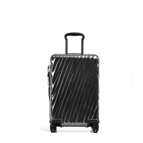 TUMI 19 Degree Aluminum International Carry-On - Black