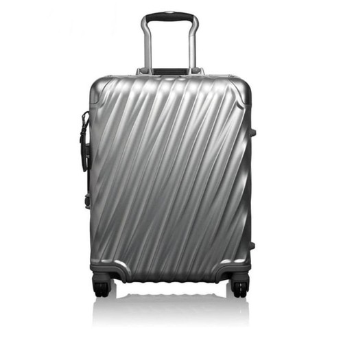 TUMI 19 Degree Alumunium Continental Carry-On - Silver