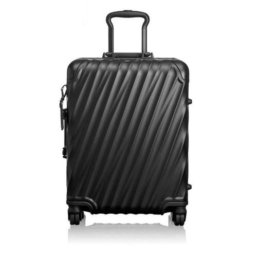 TUMI 19 Degree Alumunium Continental Carry-On - Black