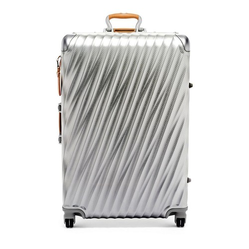 TUMI 19 Degree Aluminum Extended Trip Packing Case - Textured Silver