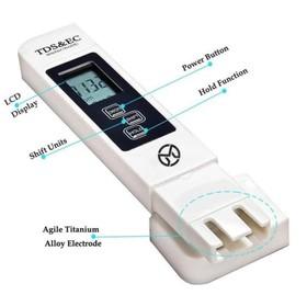 TDS EC Meter Hidroponik/Tan