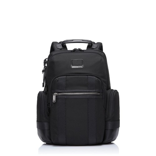TUMI Alpha Bravo Norman Backpack - Black