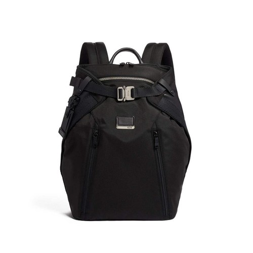 TUMI Alpha Bravo Grant Backpack - Black