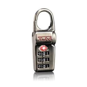 TUMI TSA Lock - Pewter/Gunm