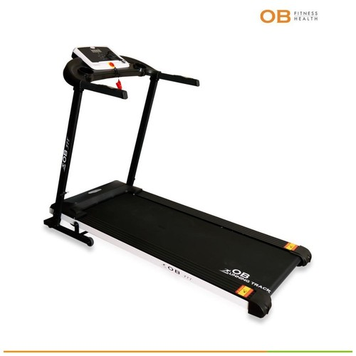 OB FIT OB 1061 New Electric Treadmill For Home Use Black