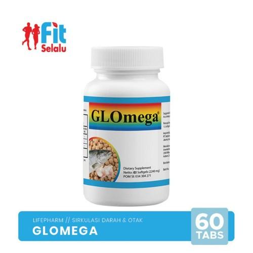 Glomega 90 Softgel Suplemen OMEGA 3