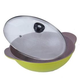 KITCHENWELL DOUBLE WOK PAN