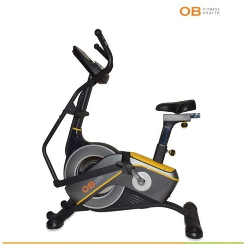 OB-18102 Dual Function Upright Bike For Semi Commercial Use