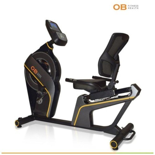 OB-18201 New Magnetic Recumbent Bike For Semi Commercial Use