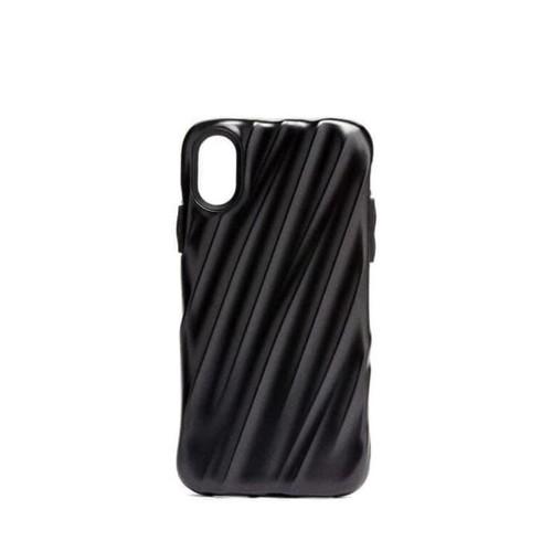 TUMI 19 Degree Case iPhone XS / iPhone X -Tumi Mobile Case-Black