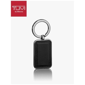 TUMI EMBOSSED PATCH KEY FOB