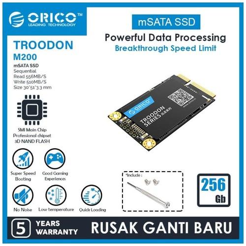 ORICO M200 mSATA SSD - 256GB