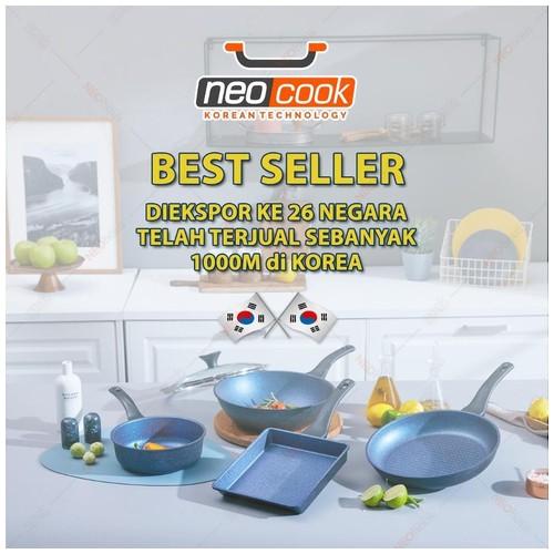 NEO COOK MEGA STONE PAN SET 5 PCS