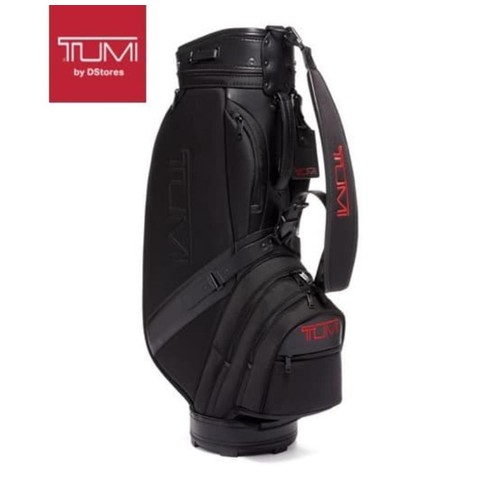 TUMI Alpha 3 Golf Bag ( Official Store ) - Tas Golf - Black