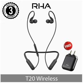 RHA T20 Wireless Earbuds -