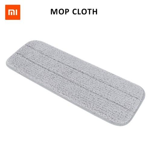 Microfiber Cleaning Cloth Refill Mop For Deerma Spray Mop Tb500 - 1Pcs