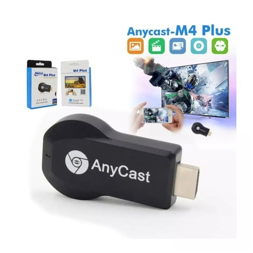 AnyCast M4 Plus Portable WiFi Display Miracast Airplay HDMI Receiver Dongle