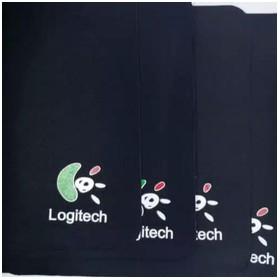 Mousepad Logitech (18 x 22