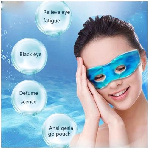 Kacamata Masker Mata Dingin Ice Cold Gel Eye Mask Kompres Mata Lelah