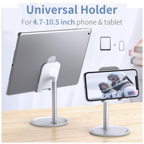 Phone Stand Holder In Table Folding Dekstop Liftable