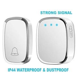 Wireless Door Bell IP44 Wat