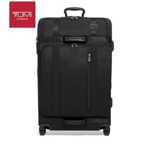 TUMI Merge Extended Trip Expandable 4 Wheeled Packing Case - Black