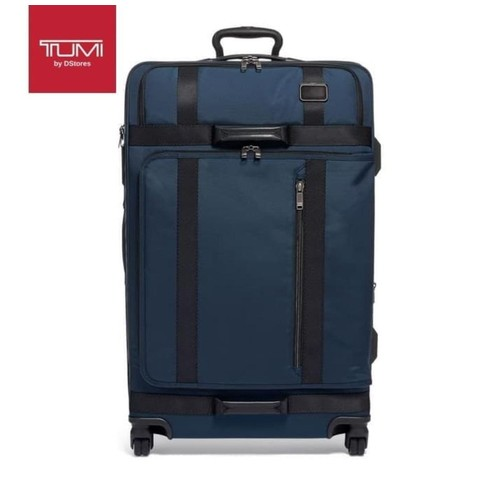 TUMI Merge Extended Trip Expandable 4 Wheeled Packing Case - Navy