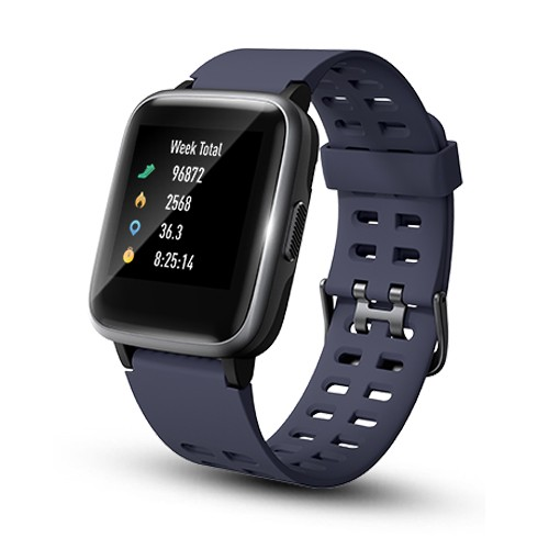 Advan Smartwatch Start Go S1 - Navy Blue